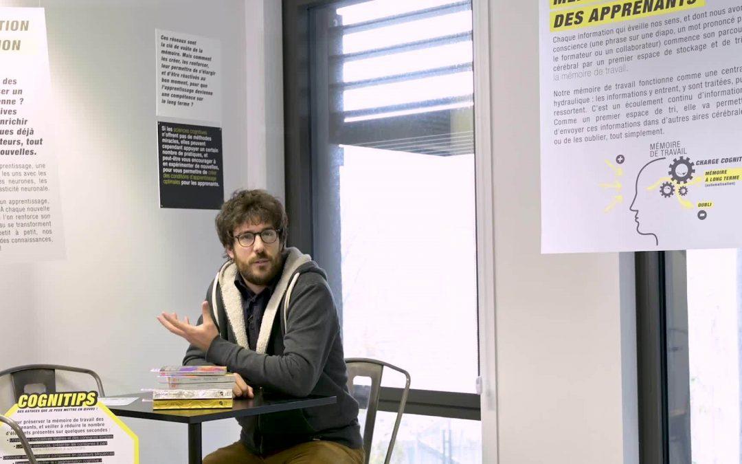 """""""Les robots et l'apprentissage vus par le cinéma"""" par François Barge-Prieur"""