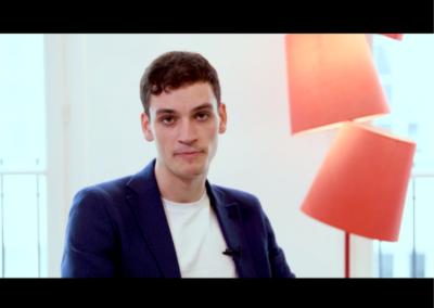 """""""Stimuler la créativité par la réalité virtuelle"""" par Jules Zimmermann"""