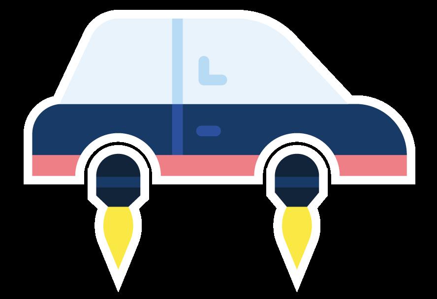 icône futur